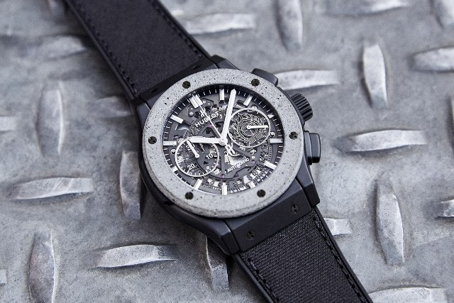 Hublot Concrete Jungle