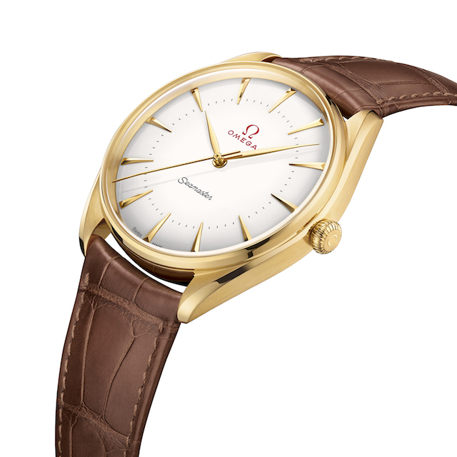 Seamaster Olympic Games yellow gold