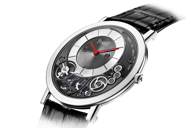 Altiplano Skeleton watch to the Only Watch 2011