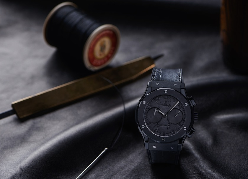 hublot berlutti black ceramic