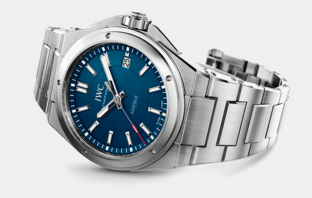 IWC Ingenieur Automatic Edition «Laureus Sport for Good Foundation»