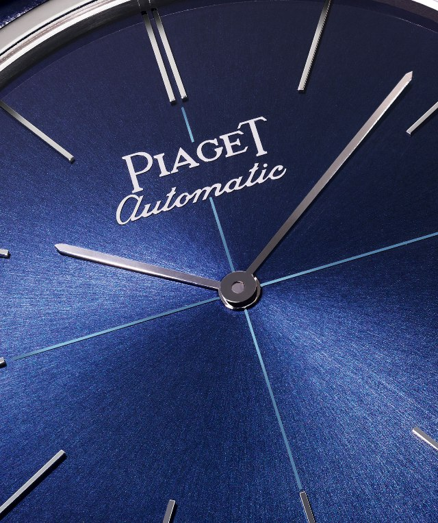 Piaget Altiplano 60th anniversary Collection 43mm dial