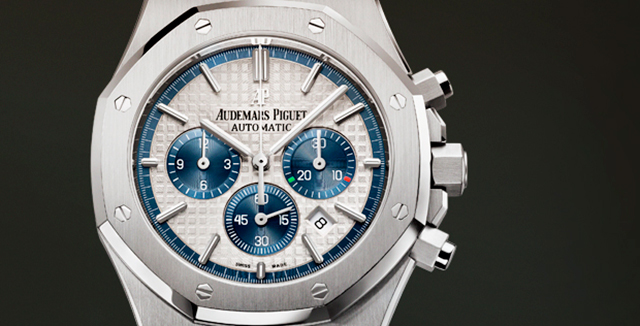Audemars Piguet Royal Oak Chronograph «Italy Limited Edition»