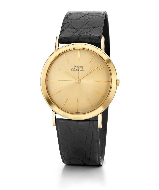 Piaget ultra thin 1960s