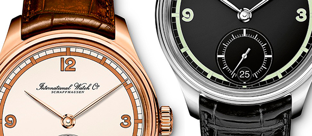 Portugieser Hand-Wound Eight Days Edition «75th Anniversary»