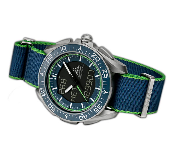 Speedmaster Skywalker X-33 Solar Impulse Limited Edition