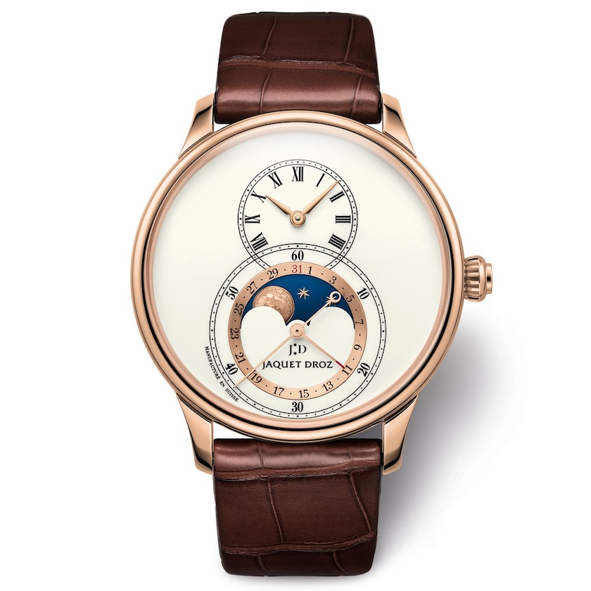 jaquet droz baselworld