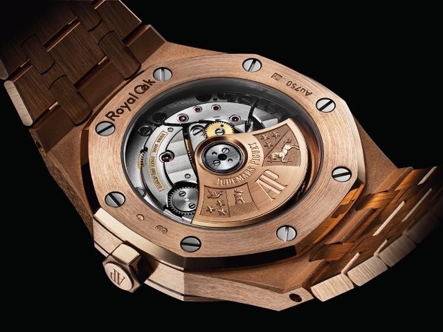 royal oak rose frosted gold