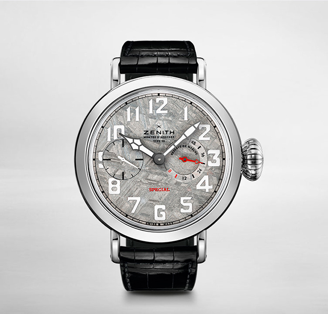 Zenith Type 20 Tribute to Louis Bleriot
