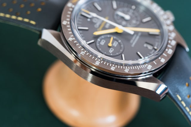 Omega Speedmaster Grey Side Of The Moon 'Porsche Club Of America' Limited Edition