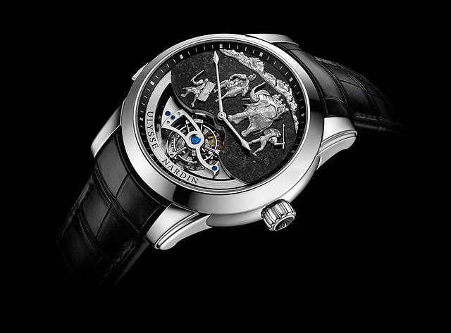 UN — Hannibal Minute Repeater