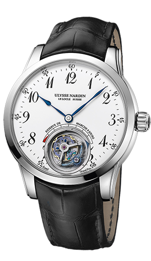Часы Ulysse Anchor Tourbillon 1780-133