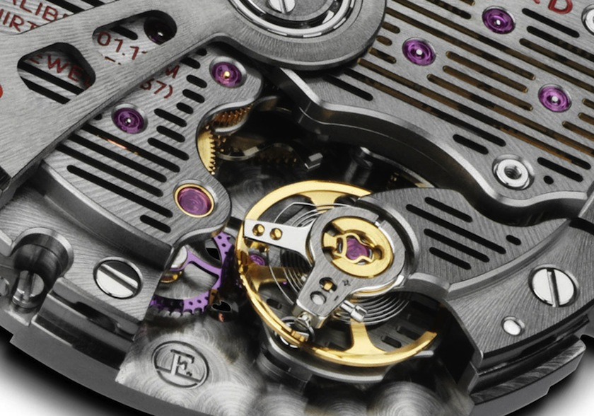 chopard hf movement