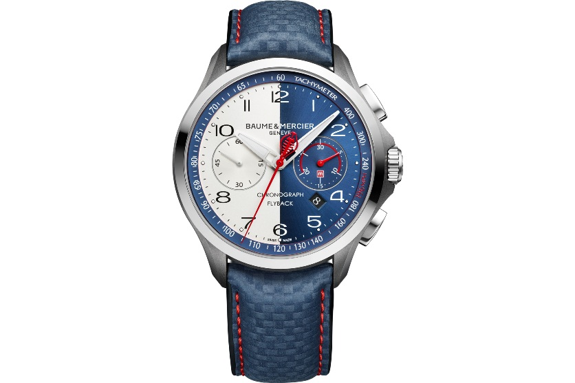 Baume et Mercier Clifton Club Shelby Cobra