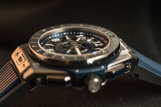 hublot unico GMT