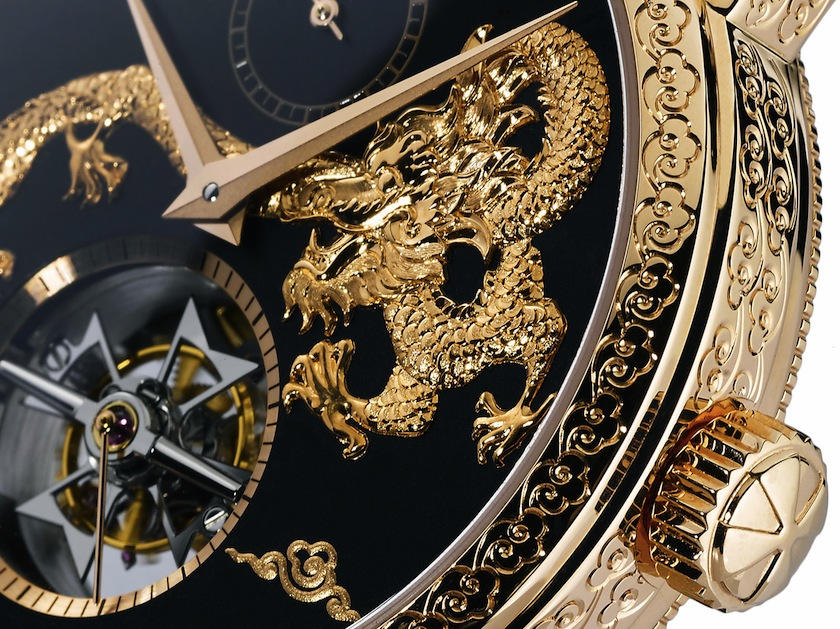 Vacheron Constantin Dragon