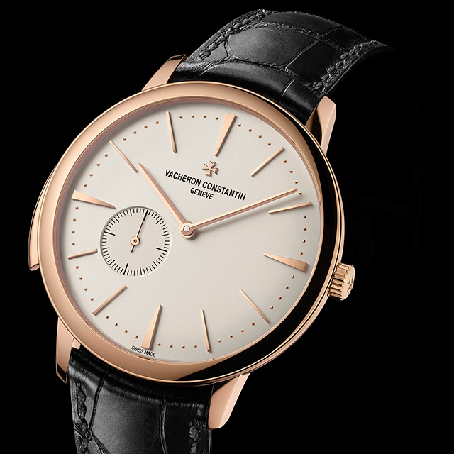 Vacheron Constantin — Patrimony Contemporaine Ultra Thin Calibre 1731
