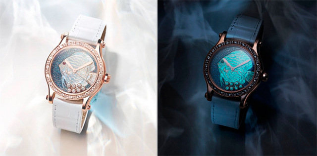Happy Fish «Métiers d'Art» от Chopard