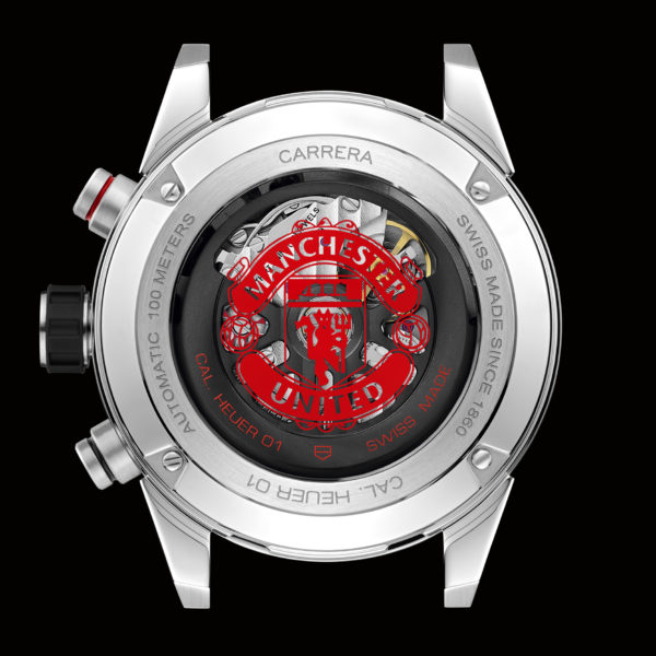 TAG Heuer Carrera Manchester United