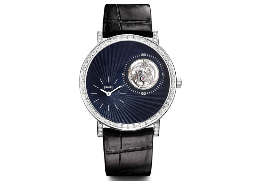 Piaget Altiplano Off-Center Tourbillon High Jewelry