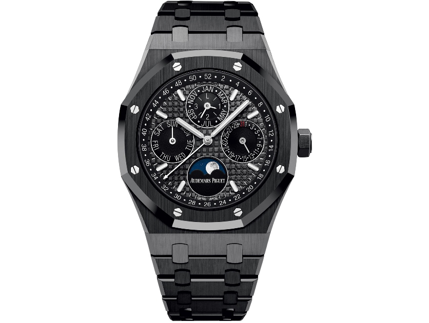 Audemars Piguet Royal Oak Perpetual Calendar in Black Ceramic