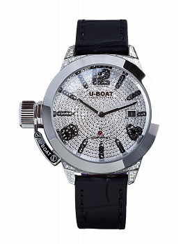 Diamants Pave Women Automatic 40