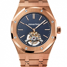 Часы Audemars Piguet Extra-Thin Tourbillon 26510OR.OO.1220OR.01 — основная миниатюра