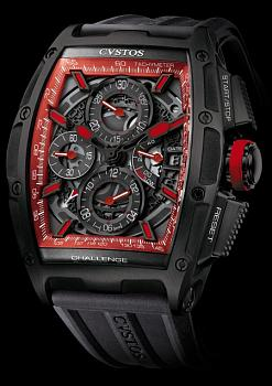 Chrono II GT Red Storm