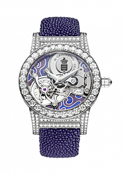 Tourbillon Gioiello with Diamonds