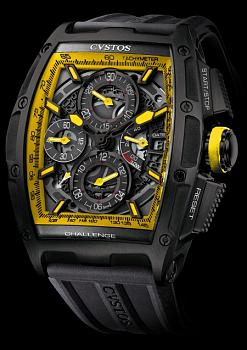 Chrono II GT Yellow Storm