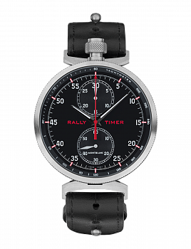 Montblanc TimeWalker Chronograph Rally Timer Counter