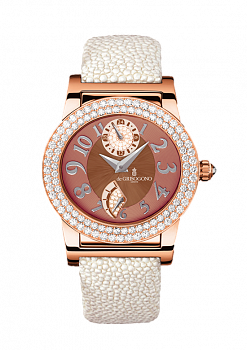 RM Pink gold with Diamonds