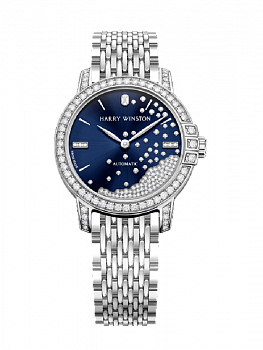 Midnight Diamond Drops Automatic 29mm