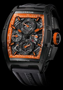 Chrono II GT Orange Storm